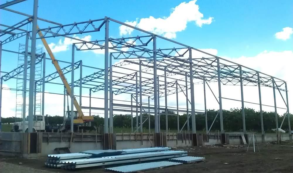 Купить Здания и сооружения многоцелевого назначения. Строительство быстровозводимых зданий из металлоконструкций, с использованием термопрофилей и ЛСТК.