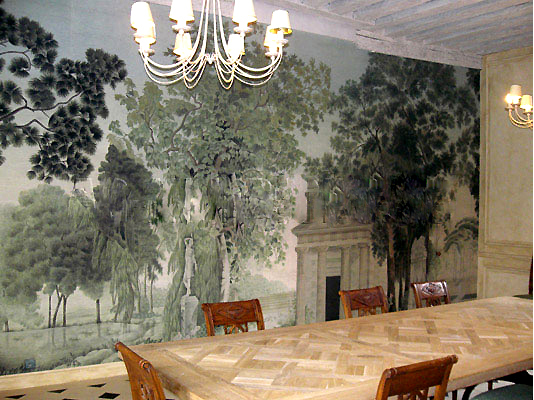Wall-paper for Iksel walls