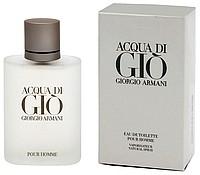 Купить Giorgio Armani Acqua Di Gio Pour Homme туалетная вода 100 ml