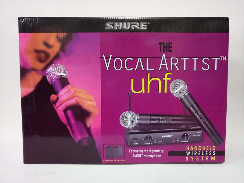 Купить Микрофон Vocal Artist SHURE SM58