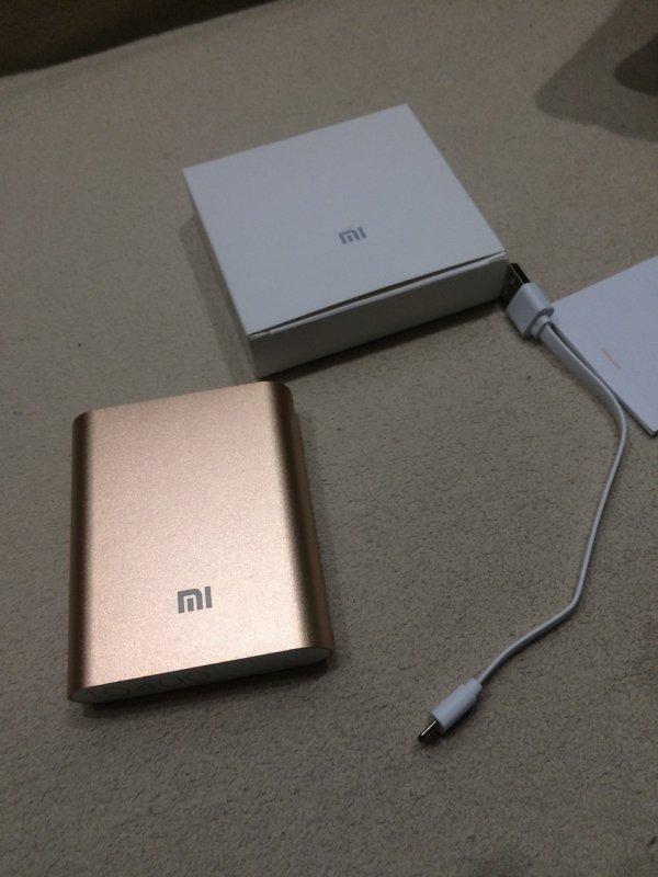 Купить Внешний аккумулятор Xiaomi Power Bank 10400mAh (Внешний Павер Банк 10400 мАч)