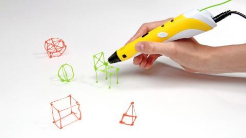 Купить Ручка для 3D рисунка 3D-G2