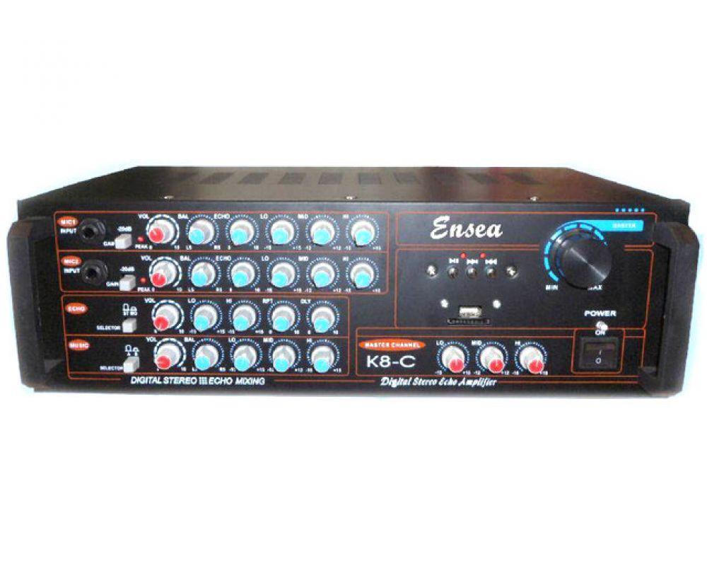 Купить Усилитель AMP K8, AMC Усилитель звука - микшер K8-C