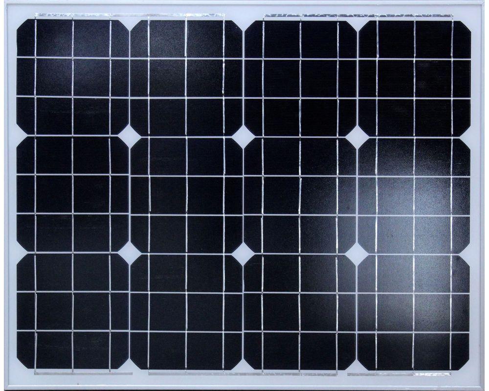 Купить Солнечная панель Solar board 50W 18V (солнечная батарея)