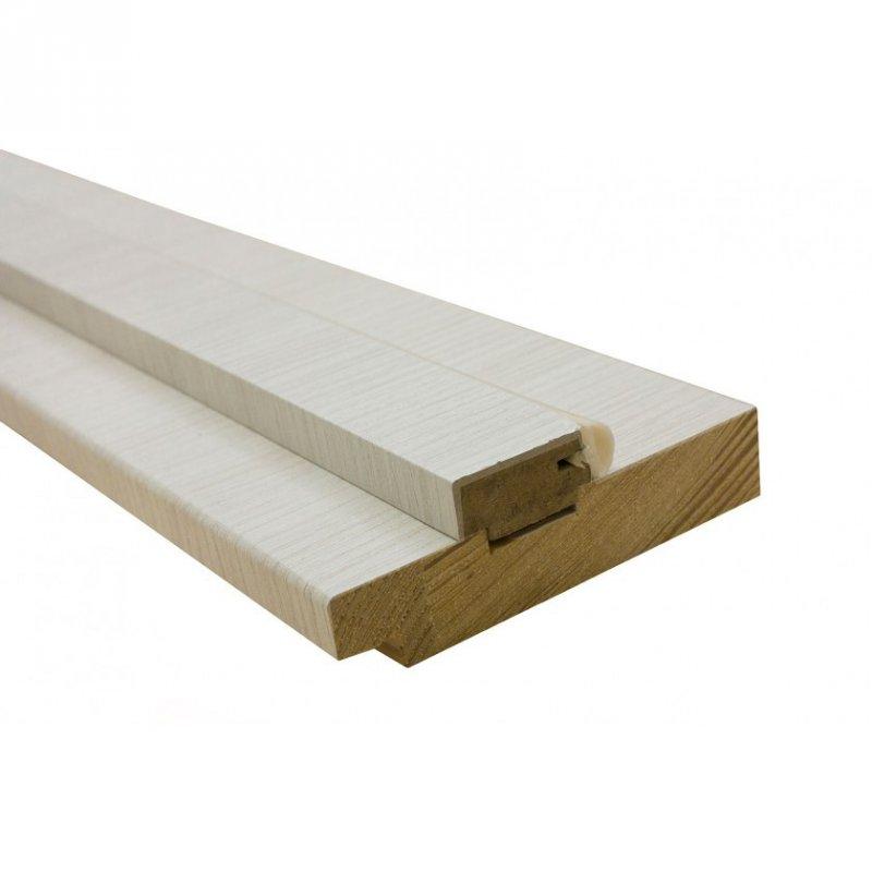 Купить Коробка cortex сосна 100х33х2050 мм bianco line, комплект