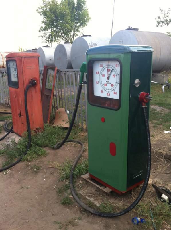 Колонка топливораздаточная КЕР 40-0,5;КЕР 50-1,0, бензоколонка