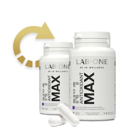 Vásárolni AntioxidantMax (AntioxidantMax) - kapszulák stressz és depresszió kezelésére