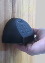 Buy The Dori coded lock, the Cockleshell type to order coded locks, the price, in Ukraine