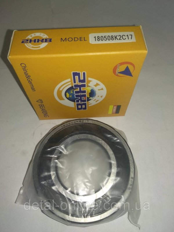 Купить 180508К2С17 Подшипник шариковый (62208-2RS) (NOBEL)