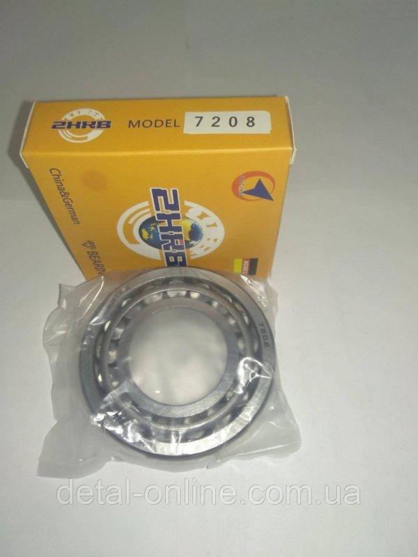 Купить 7208 Подшипник роликовый конический (7208А-6) (NOBEL)