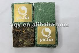 Чай пресованный китайский