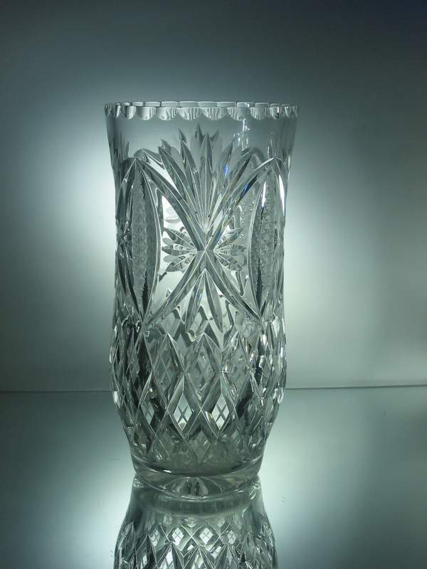 Хрустальные вазы