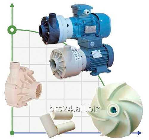 Фланец PP уплотнения для насосов MB 150/160