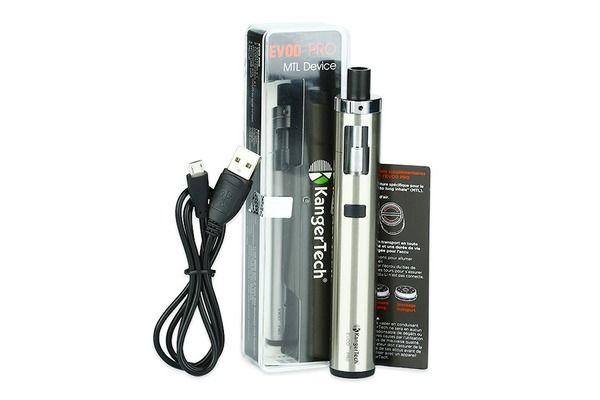 Купить Электронная сигарета Kangertech EVOD PRO MLT Device. Витринный образец