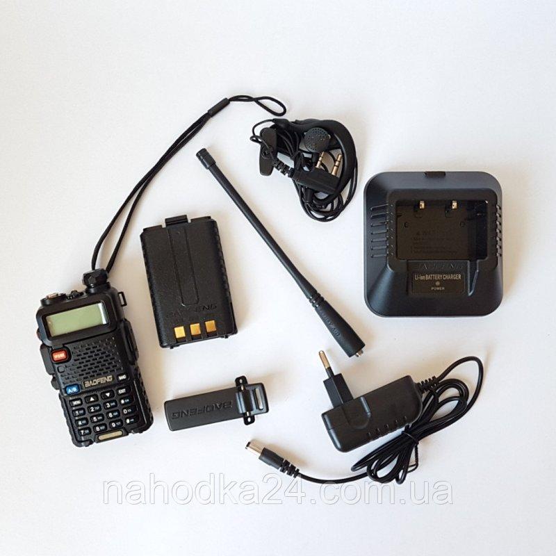 Купить Рация Baofeng UV-5R 8W