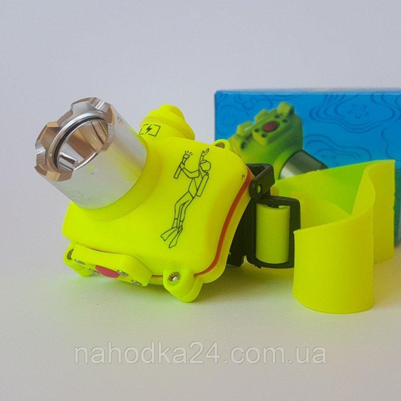 Купить Фонарь налобный подводный Police BL-MB03 Q5