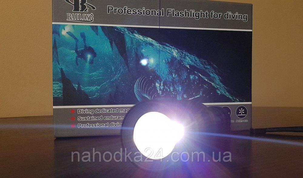 Купить Фонарь подводный Bailong BL- 8772 Q5