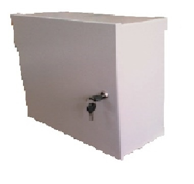 Купить Металлические боксы с замком (490х340х110)