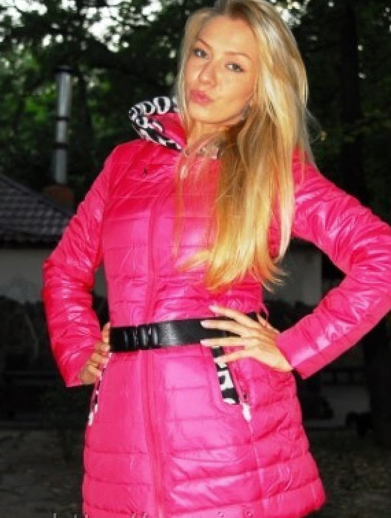 Куртка-пальто на синтепоне №01251 оптом продажа поставка