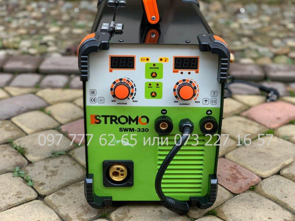 Купить Инверторный сварочный полуавтомат Stromo SWM-330 (2 в 1)