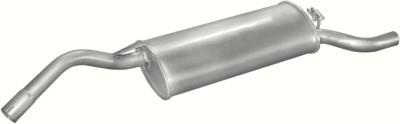 Купить Глушитель задняя часть Шкода Skoda Favorit 1.3 89-92 M:CARB
