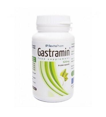 Vásárolni Gastramin (Gastramin) - kapszula az egészséges gyomor számára