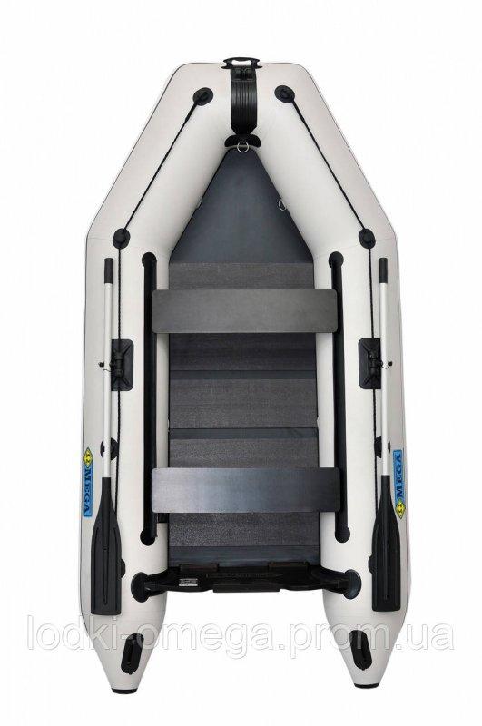 Купить Лодка моторная 3-местная пвх надувная ΩMega 300M S