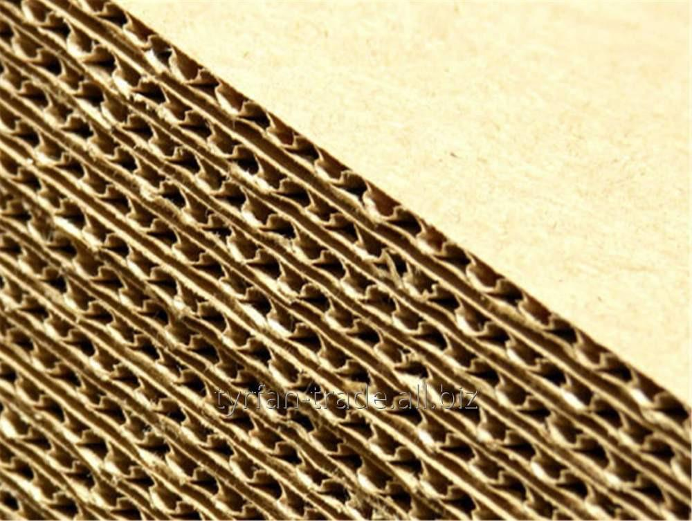 Buy Corrugated cardboard (always available - wide choice)