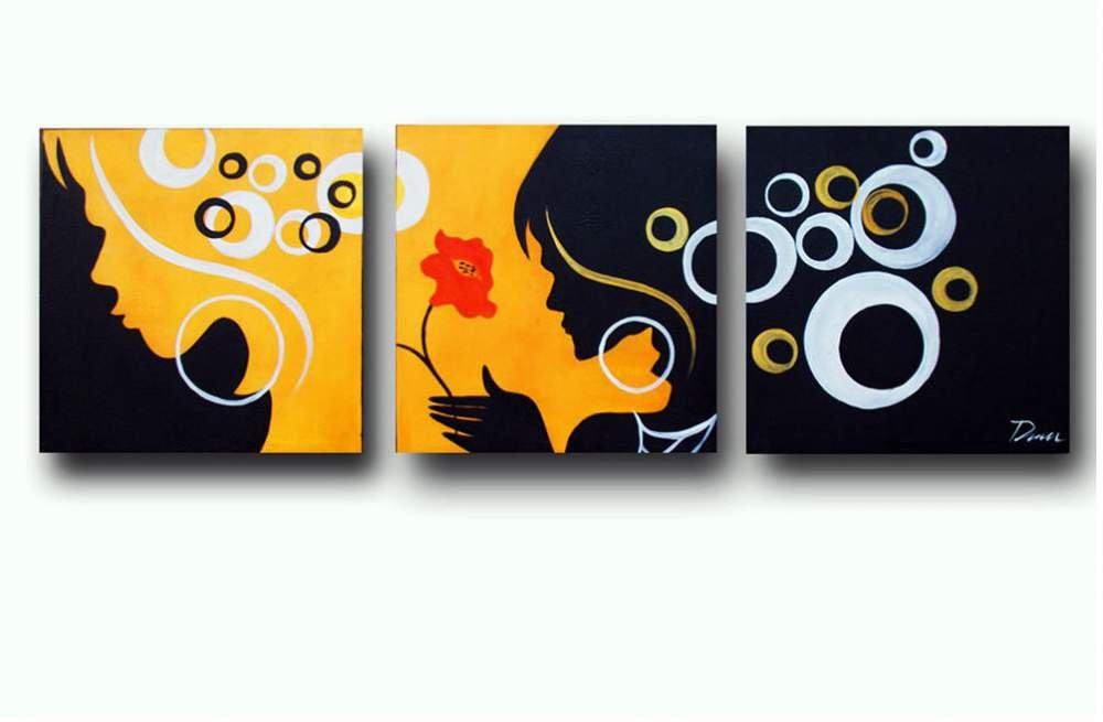 Картины для Вашего интерьера, Картины ручной работы на холсте из нескольких частей, широкий ассортимент, Код товара: 1215, доставка