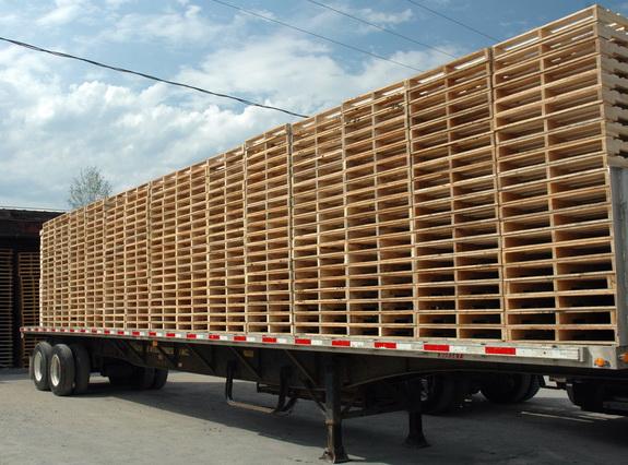 Buy Wooden pallets