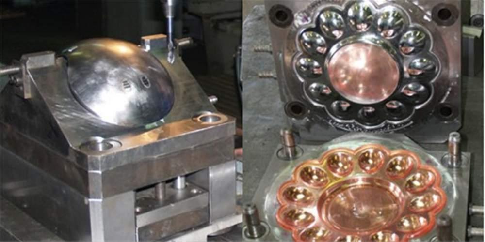 Оснастка для литейного производства - пресс-формы для литья пластмасс, резины, алюминиевых сплавов