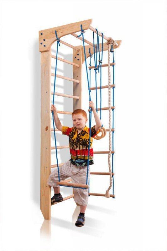 Купить Детский спортивный уголок «Kinder 2-220»