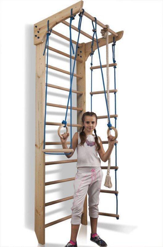Купить Детский спортивный уголок «Kinder 2-240»