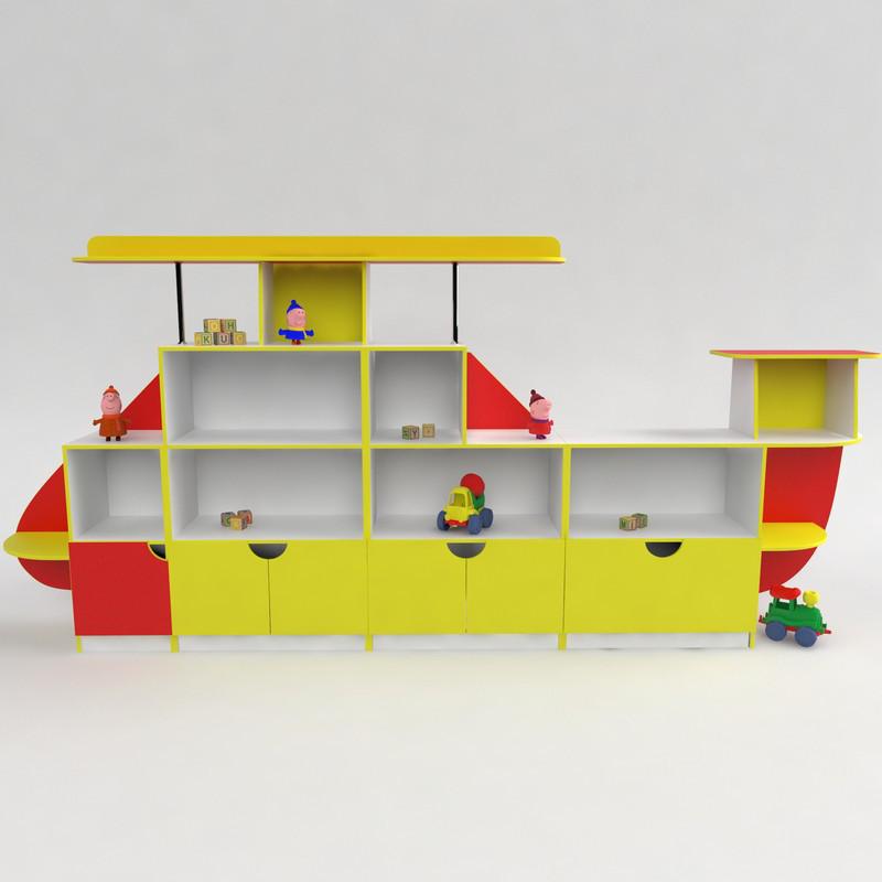 Купить Детская стенка Вертолёт