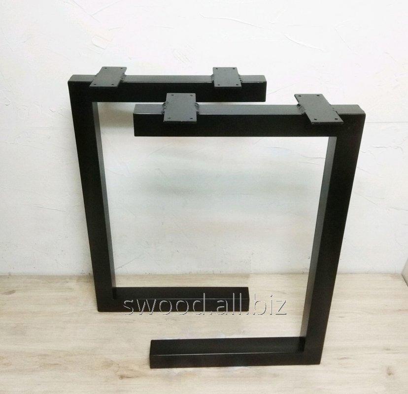 Купити Ніжка для столу LF0233 з металу висотою 725мм