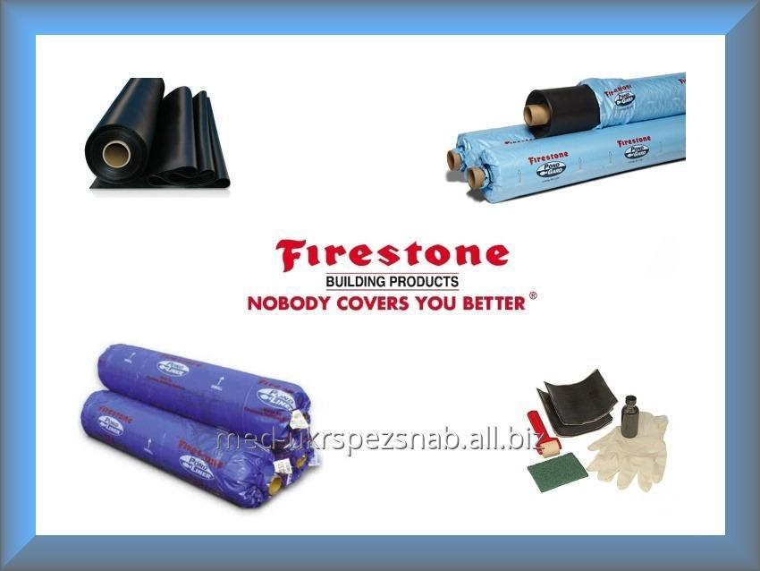 Купить Мембрана для прудов, водоемов PondGard EPDM Firestone 9,15м х 30,50м