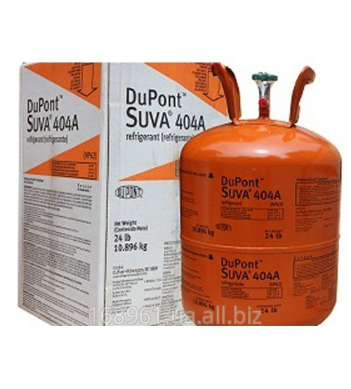 Freon (freon) R-404a (in a cylinder of 10,9 kg)