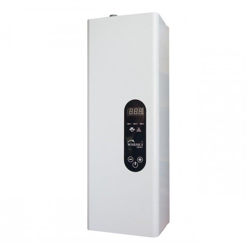 Котел электрический 15кВт Digital-Electro с насосом