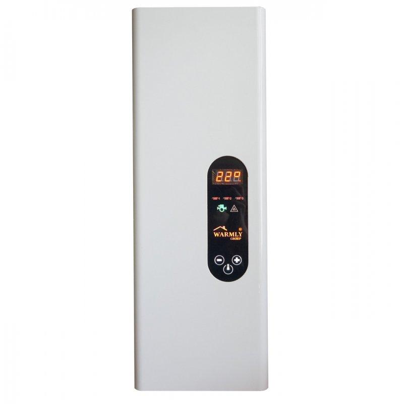 Котел электрический Digital-Electro 3кВт с насосом