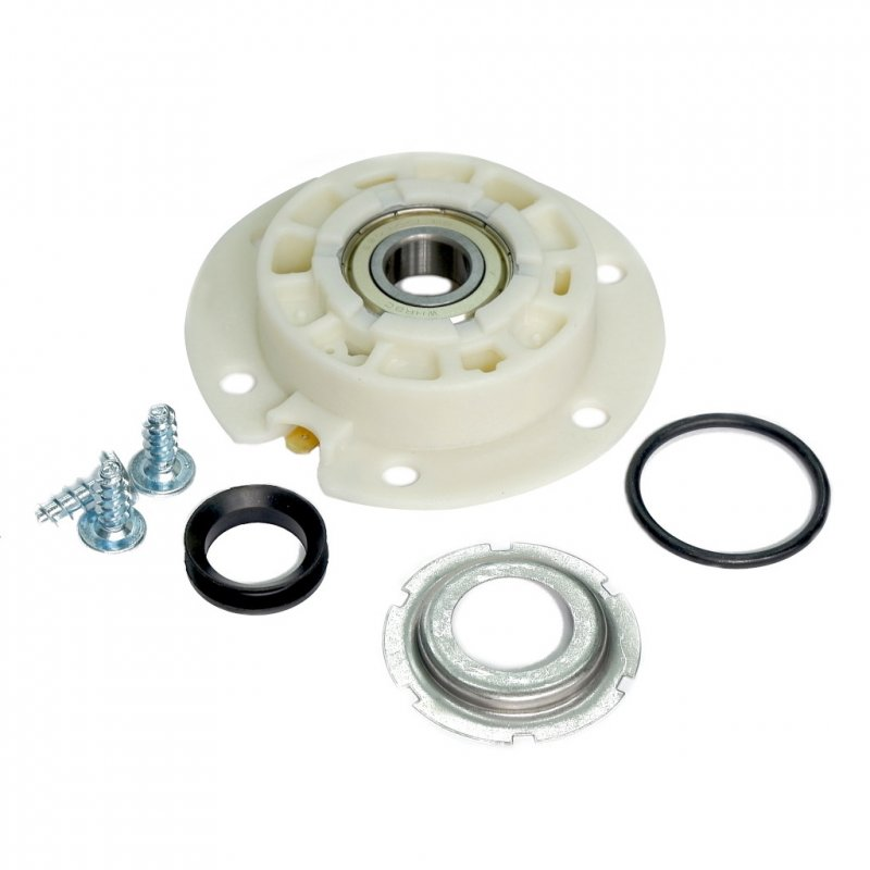 Купить Блок подшипника 481231019144 для стиральных машин Whirlpool Италия комплект оригинал