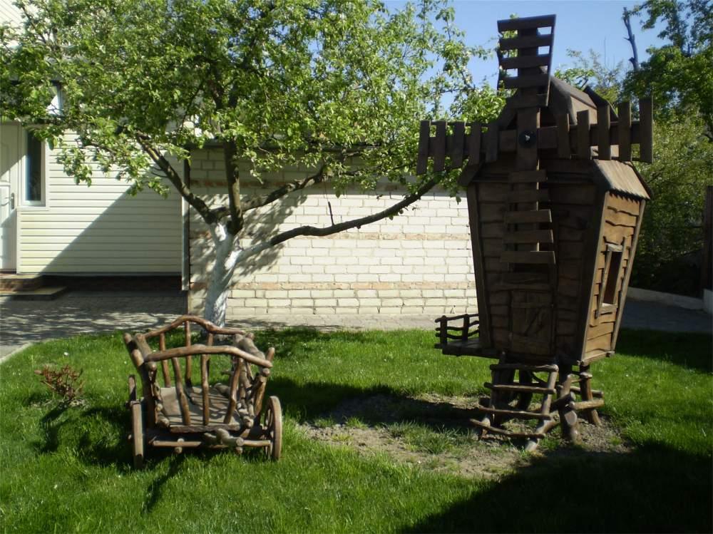 Купить Мебель садовая (Мельница)