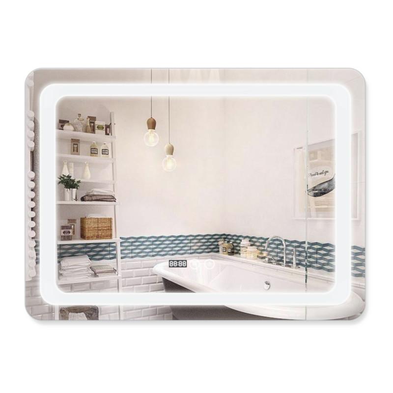 Зеркало Qtap Mideya с антизапотеванием (DC-F908) 800х600 QT2078F908W
