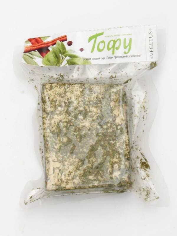 Buy Tofu in assortment (soy cheese) from the producer