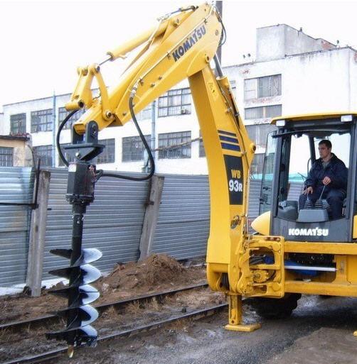 Buy Hydroborer (yamobur) on the excavator a loader