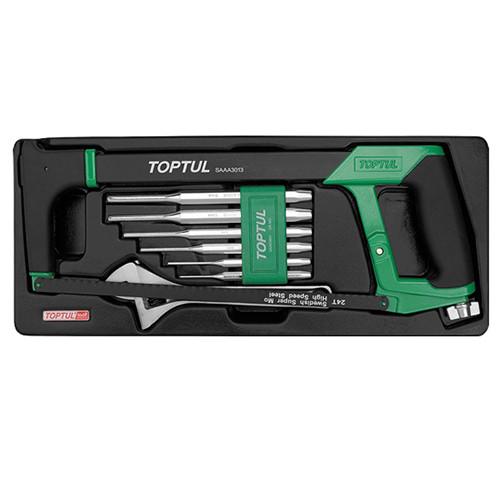 Купить Набор инструмента комбинированный GCAT0801 TOPTUL