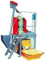 Агрегат размольно-просеивающий Р6-АРК для переработки зерна кукурузы в муку и крупу