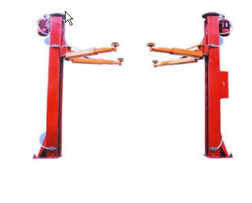 Automobile elevator CANCAN, Equipment for car service