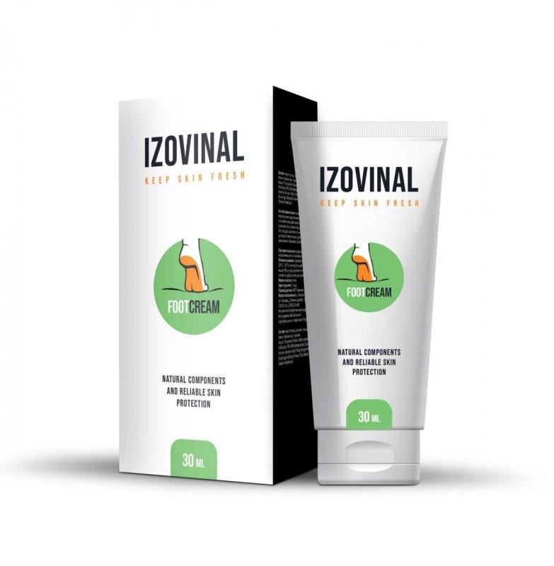 Acquistare Izowinal (Izovinal) - crema per funghi