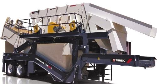 Купить Стационарная установка для очистки и обезвоживания песка M 166 S