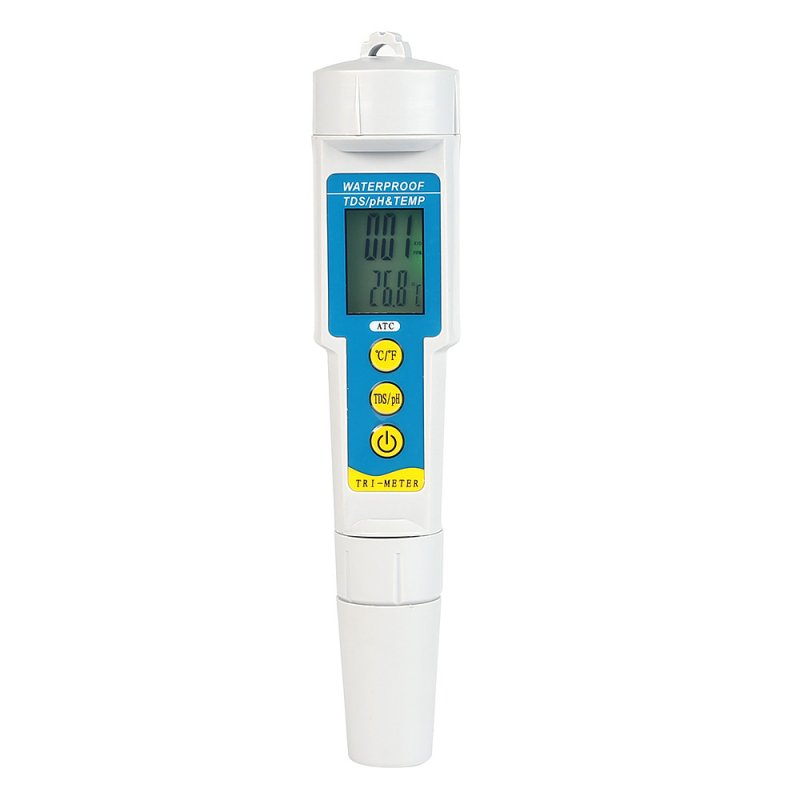 Купить Анализатор воды pH/TDS-986